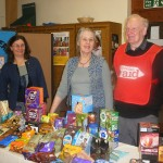 Coffee morning stall